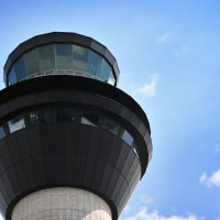 air traffic control tower room