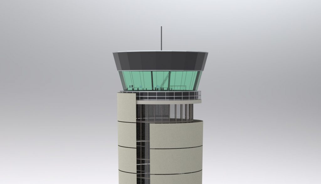 air traffic control tower designers