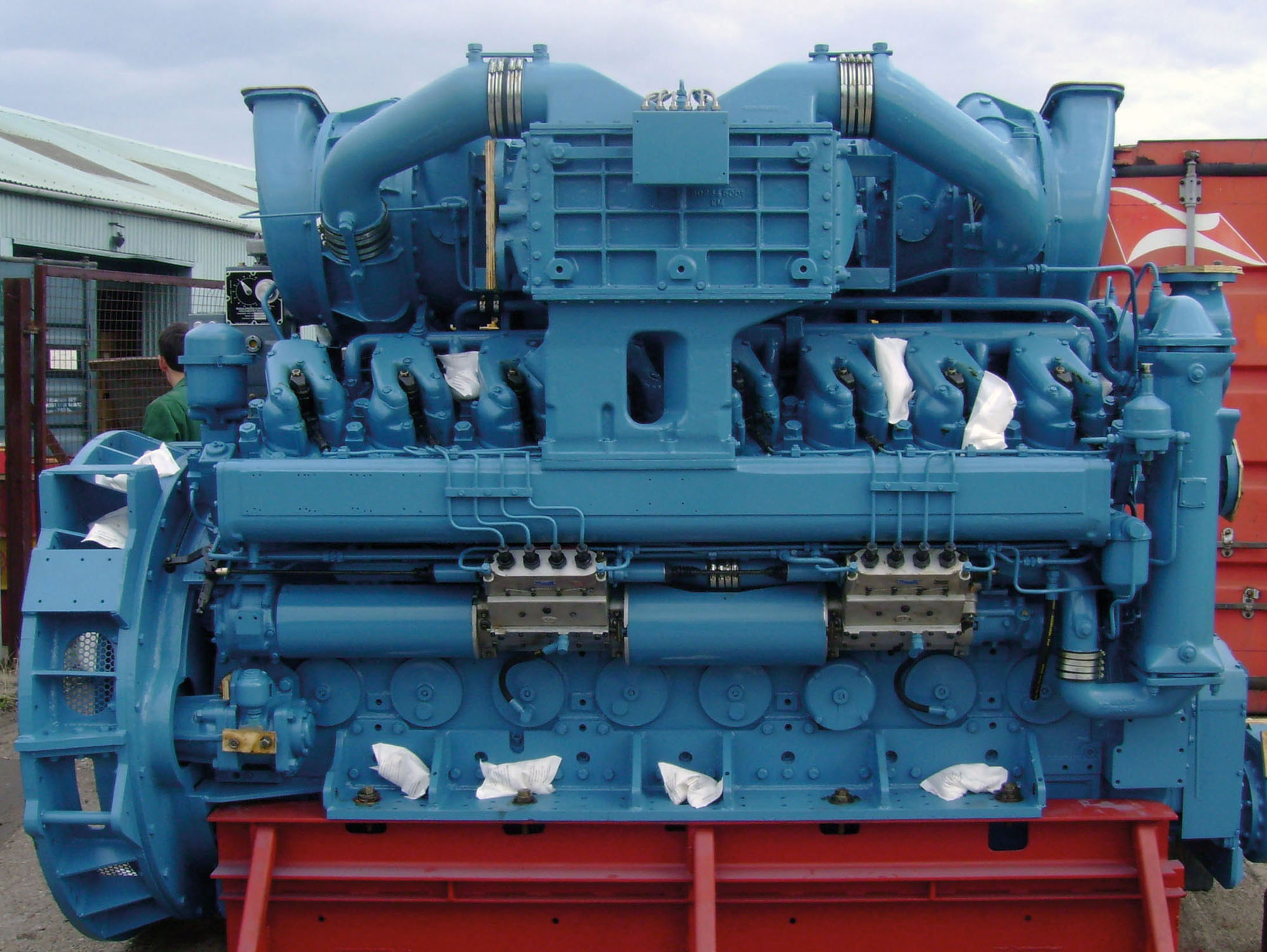 Eurotex International are the world-renowned, Lloyd's registered engine refurbishment specialist offering through-life support of marine, traction and land based diesel engines.